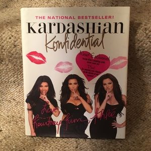 Book: Kardashian Konfidential